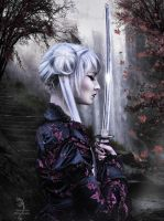 Concentration, Mindfulness , The Lady Samurai by travellerplanet