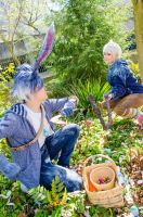 ROTG: Defending Easter.. and Spring by iRaikiri