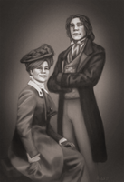 2011 The Doctor and Charley by harbek