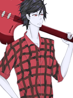 Marshall Lee by Darklumina08