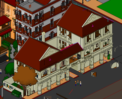 Townscape Preview - Office M12 by themozack