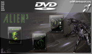 DVD - 1992 - Alien 3 by od3f1
