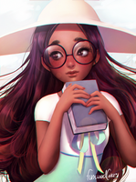 Connie by toycake