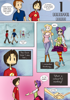 Little Lovers page 1 by princessdabby