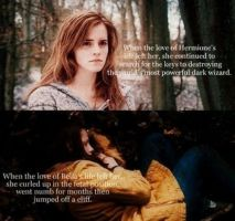 Hermione vs Bella....Hermione WINS by maleficmistress