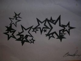 Stars by brunolucax