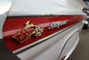 Looking Down An Impala by KyleAndTheClassics