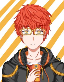 707 [Mystic Messenger] by Kumi0