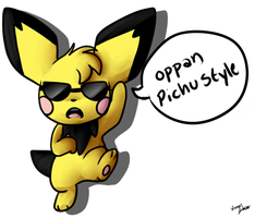 Oppan Pichustyle by Freeze-pop88