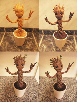 I am Groot! by Mirakan