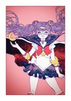 Prototype Sailor Moon by trungles