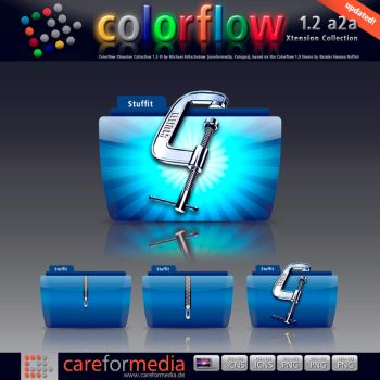 Colorflow 1.2 a2a Stuffit by subuddha
