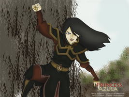 Azula Color Finish by priincezzz