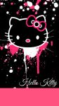 Dripping Hello Kitty Wallpaper by ForeverResa