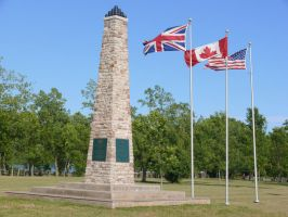 War Of 1814 Monument by Tasky