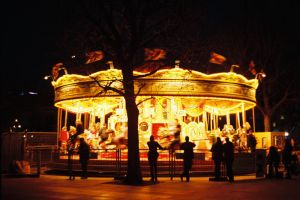 Merry-Go-Round by profile-unknown