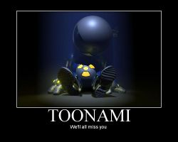 Toonami Rest In Peace by supertrigun