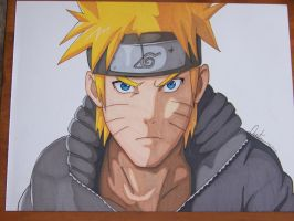 Naruto by partyboy3543