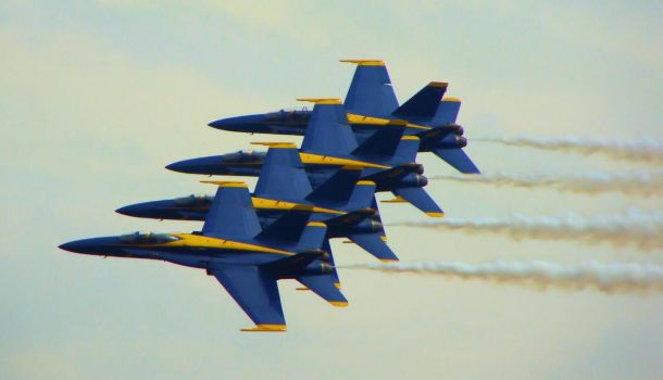 Blue angels by alucard07