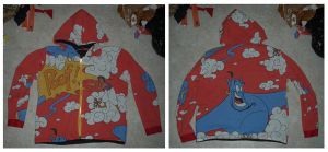 Aladdin hoodie by estranged-illusions