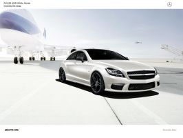 2O12 Mercedes-Benz CLS 65 AMG by EDLdesign