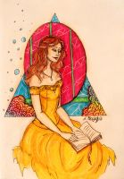 Belle by AlicePheles