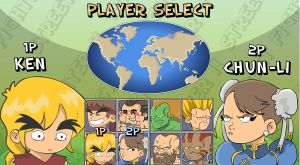 Player Select by marmotagem