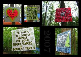 Signs, 2007 by jbescup