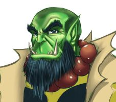 Thrall by RobTorres