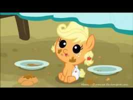 I'm Applejack! More Applefwitter? by Moon--Dreamer