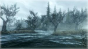The Hjaalmarch Swamps III by Solace-Grace