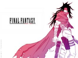 Final Fantasy VII  Wallpaper by yuuuki-chan