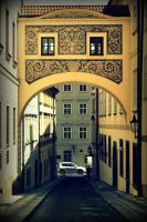 from Prague with love by Shreever