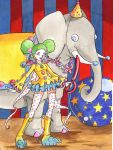 Elephant Tamer by frowzivitch