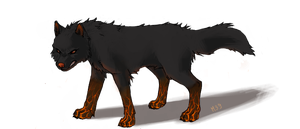 Valco the wolf by Mad-Stalker