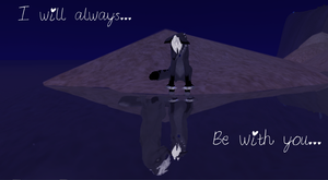 I Will Always Be By Your Side by XSaphireFlames