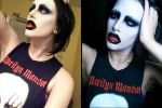 Marilyn Manson Makeup by MissSinisterCosplay