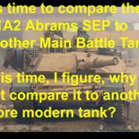 Dare to Compare --- M1A2 Abrams SEP vs. Leclerc! by BlacktailFA