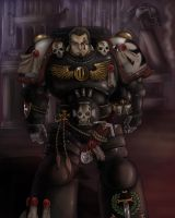 Black Templar colors by Graphite-Dream