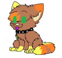 Chibi Commission for EpicTwizzy by RegallyFlawed