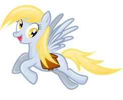 Derpy beta. by rainbownspeedash