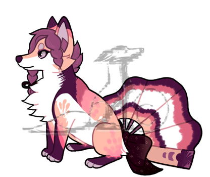 Your Foxfan Here StanHoneyThief by WatercolorsInTheRain