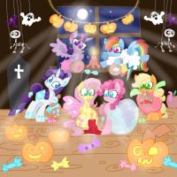 Nightmare Night by iMarieU