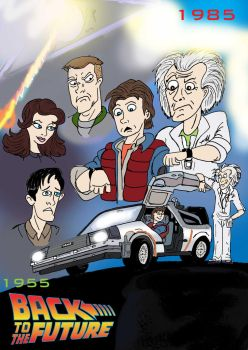 Back to the Future by C4L