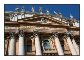 Vatican by murraywilson
