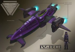 Vehicle IV-RCi 0.4 by Zansen