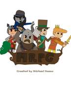 MRPG Cover by pikmin789