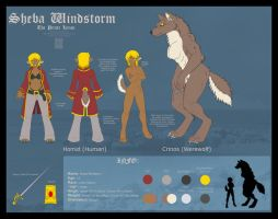 Sheba Windstorm ref 2.0 by White-Mantis