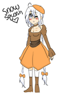 Snow Squash by CupcakeMiku-Chan