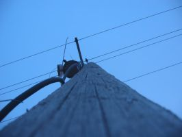 Power Lines by BlueArctic4